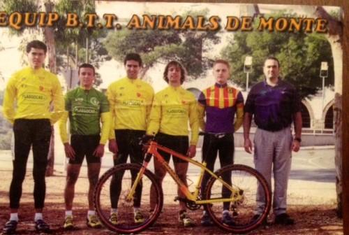 Equip BTT Animals de Monte